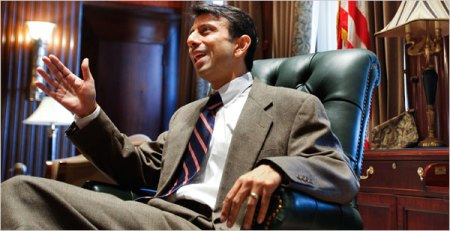 Gov. Bobby Jindal    .... New Leaders .... New Ideas.